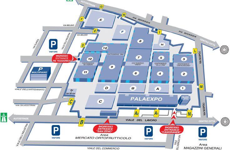Veronafiere Calendario.Calendario Fiere Verona 2019 Hotel Abacus E A 20